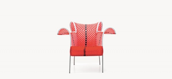 IBISCUS SMALL ARMCHAIR MOROSO