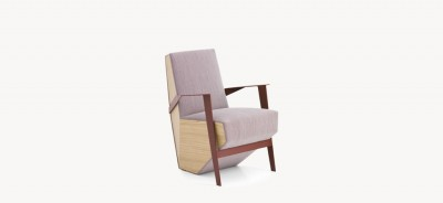 SILVER LAKE LITTLE ARMCHAIR