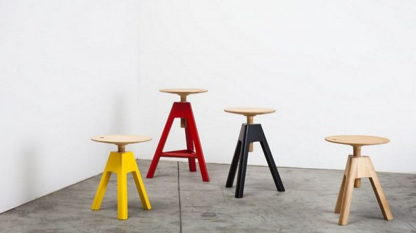 VITOS  MINIFORSM BAR STOOLS .-
