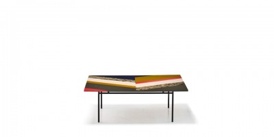 FISHBONE COFFEE TABLE