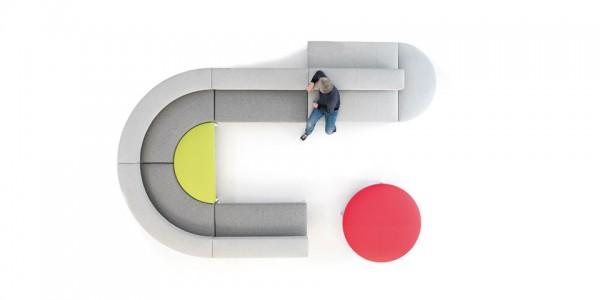 FREEFLOW SEATING SYSTEM  DESIGN