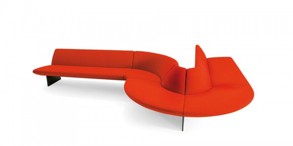 SERPENTINE MOROSO SEATING SYSTEM