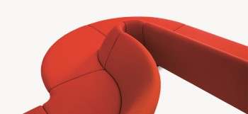 SERPENTINE MOROSO SEATING SYSTEM.
