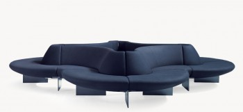 SERPENTINE MOROSO SEATING SYSTEM......