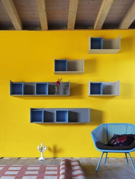 edgewall BOOK CASES DESIGN