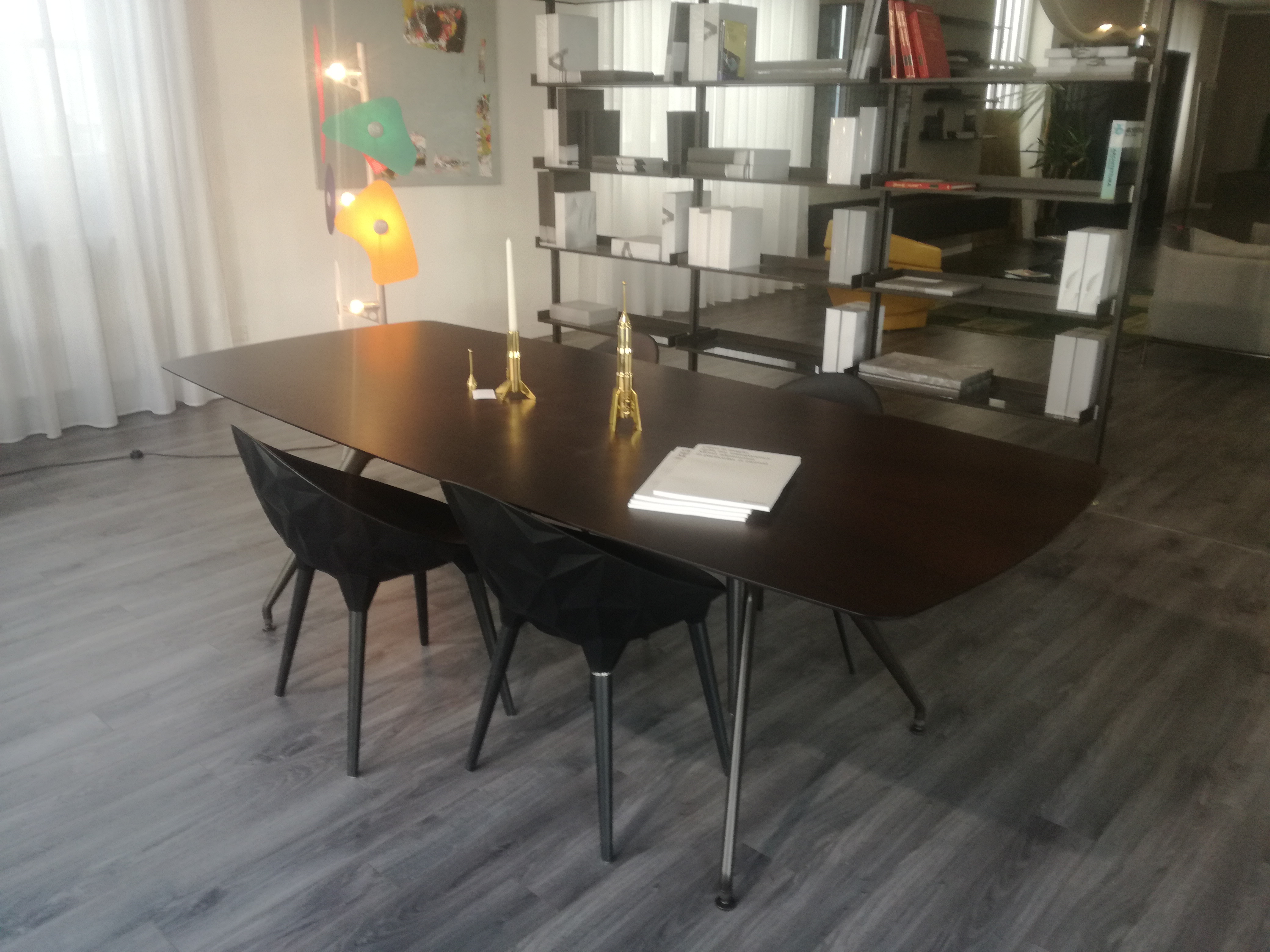 Rimadesio tavolo manta outlet for Rimadesio outlet