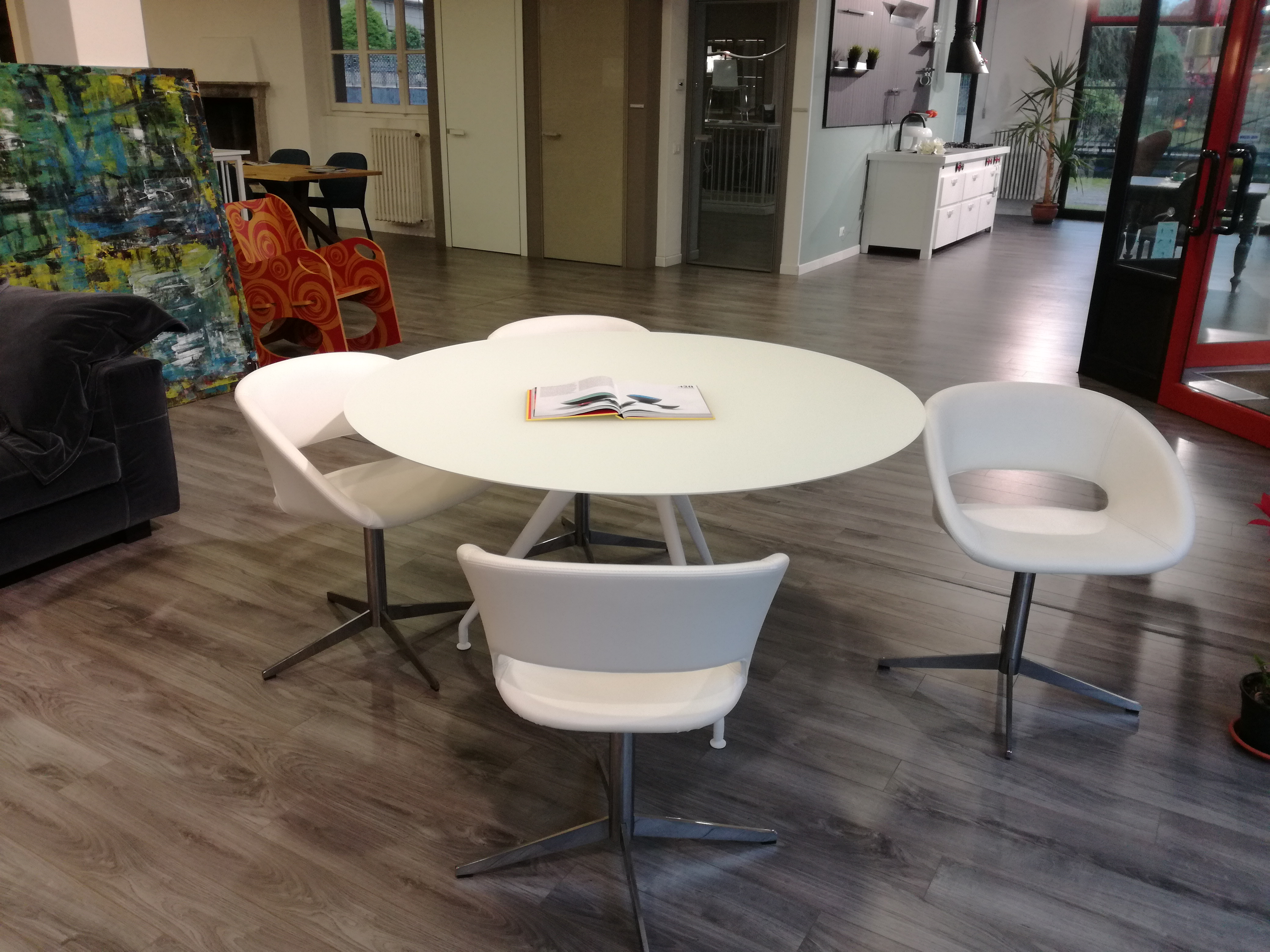 Table manta rimadesio for Rimadesio outlet
