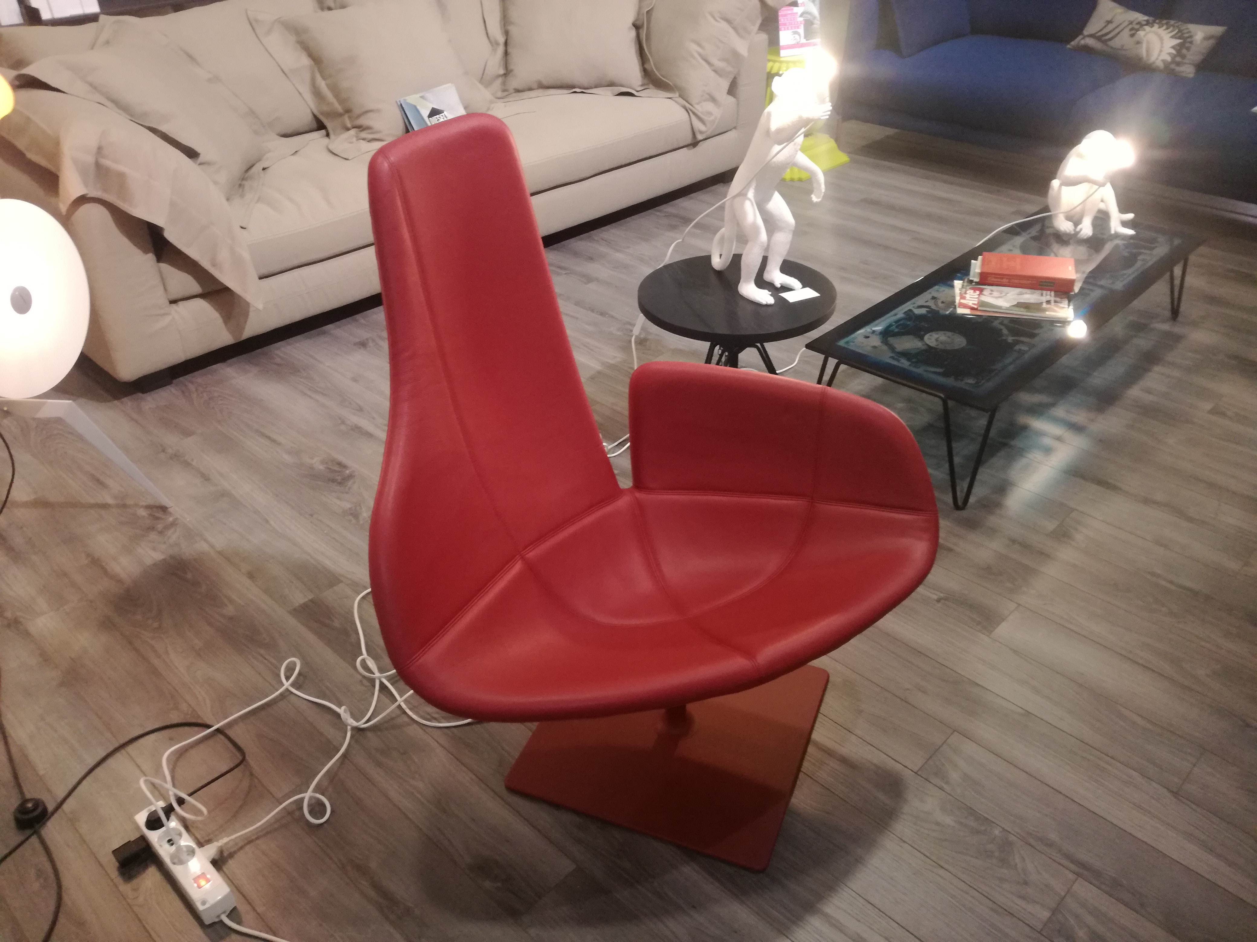 Poltrone Design In Offerta.Fjord Poltrona Relax Moroso Outlet