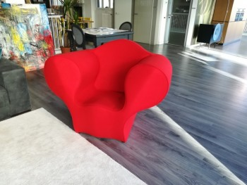 Poltrona Moroso Soft Big Easy