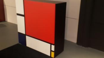 Homage Mondrian