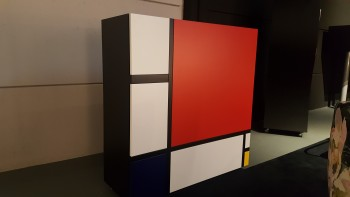 Homage to Mondrian Cappellini outlet